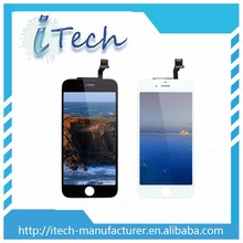Promotive price touch screen displays for iphone 6,low cost touch screen mobile phone for iphone 6 lcd touch screen