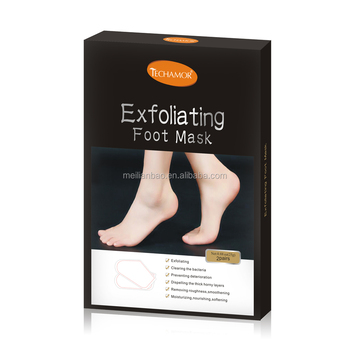 foot mask exfoliating and moisture foot socks