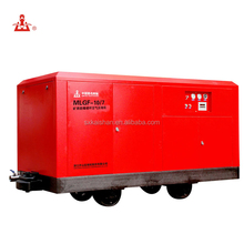 Hot mobile explosion proof 8 bar kaishan heavy duty air compressor