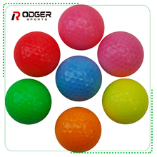 Free shipping ROGPRO 2018 high quality golf balls with double layer driving range ball