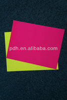 FLUORESCENT PAPER ADHESIVE