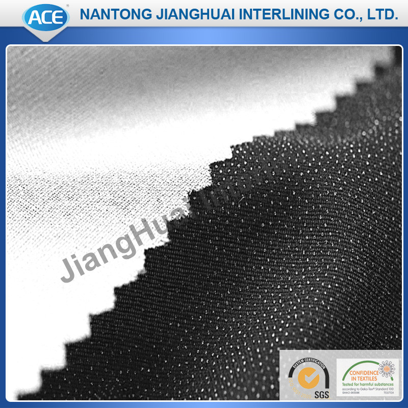 Hot sell apparel textiles accessories garment interlining