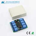 433mhz 2 channel wireless smart hs1527 learding code universal rf remote controller KL-K803