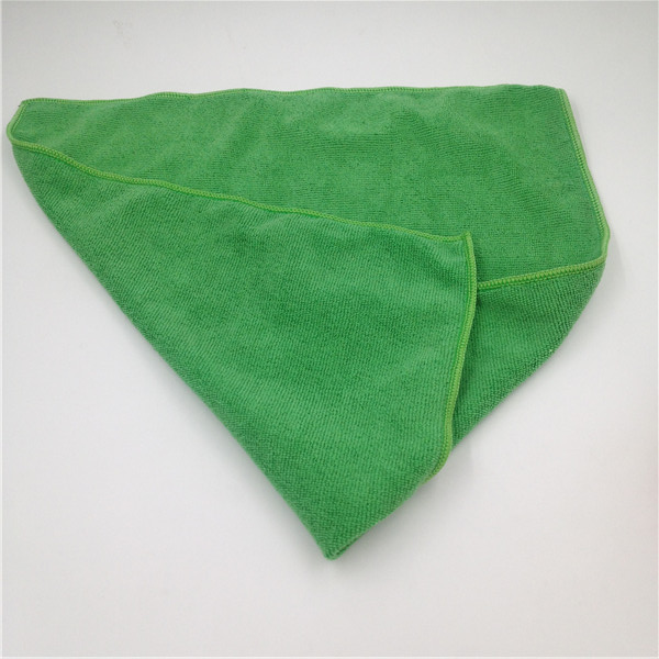 OEM cleaning product 35x35cm Towel pantone color microfiber car cleaning cloth