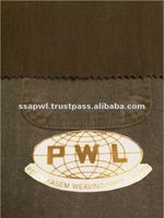 Brown Color High Quality Denim Fabric