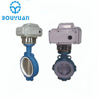 WCB honey well butterfly valve made in China Stainless steel