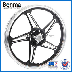 hot sell motorcycle parts/125cc Aluminum Alloy motorcycle wheel