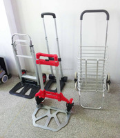 Popular hand luggage carts go daddy shopping cart