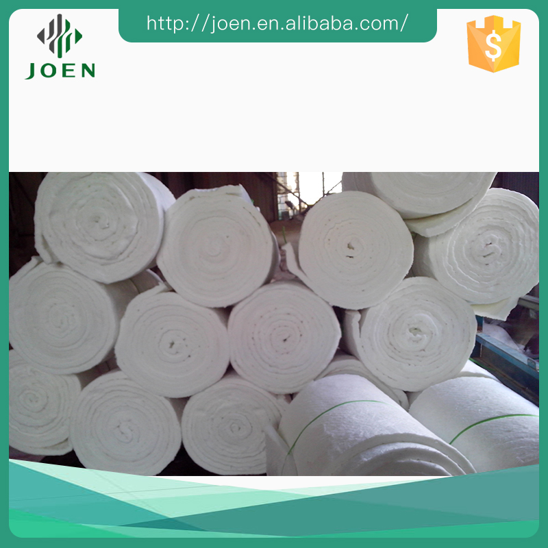 <strong>1000</strong> to 1400 dgeree C ceramic fiber blanket price 10mm to 50mm