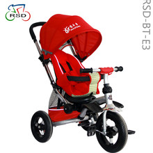 Wholesale China multifunction kids tricycle 4in 1/baby walker tricycle/new model baby tricycle with push handle
