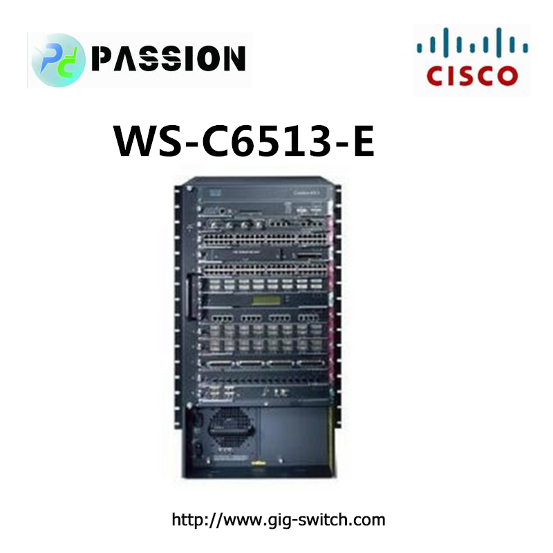 WS-C6513-E cisco 6500 switches chassis