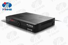 encrypted channels hd tv receiver S2+T2 for PayTV opeator