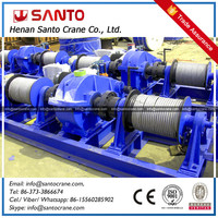 Small Electric Capstan Winch 2Ton