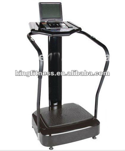 Vibration Machine for gym use with DVD, Crazy Fit Massage, Super Body Master(with DVD)