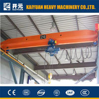 5 Ton Single Girder Model Monorail Overhead Crane with Hoist or Block