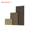 Noise reduction fabric material decorative acoustic board for wall and ceiling