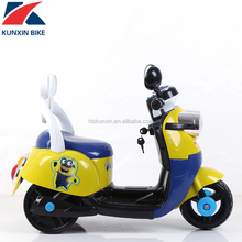 hot sale cheap kids electric tricycle motorcycle for children electric motobike wiht music and light from alibaba China factory