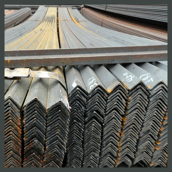 Ferrum/Iron/Metal construction material hot rolled angle