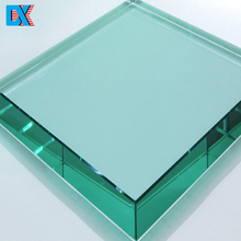 China 6-10mm Clear Float Toughened Glass For Wall