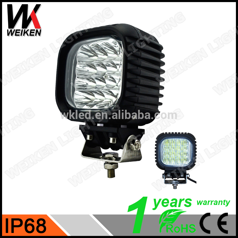 weiken used cars new products toyota land cruiser 48w led light working/led light lamp /led lamp led work light