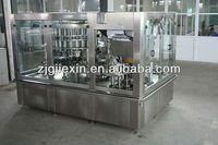 aluminum can filling and capping machine