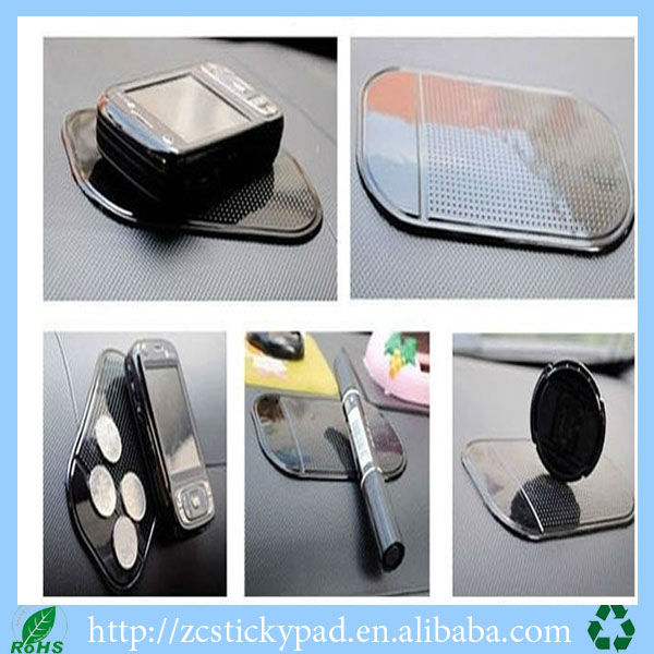2013 New PU gel car accessories interior with opp packing