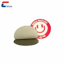 Competitive cheap free sample 13.56MHz smart mobile phone sticker NFC anti-metal tag RFID computer UID label