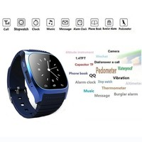 Factory Wholesale M26 Bluetooth Smart Watch for Android Phone