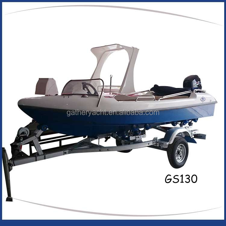 Gather Factory Directly Provide China Alibaba Supplier Japan Fiberglass Boat