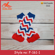 F-161 new wholesale 100 %cotton baby leg warmers