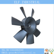 New 2017 idea plastic injection company making cheap custom moulded plastic components plastic fan blade mould