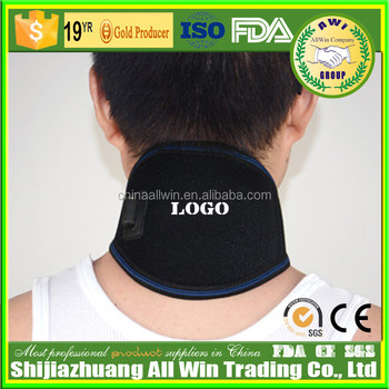 Allwin Tourmaline magnetic orthopedic self-heated neck brace
