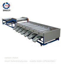 Cherry tomato wash grade working line fruit automatic sorting machine