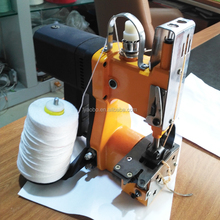rice bag closing machine/ portable sewing machine to make bags