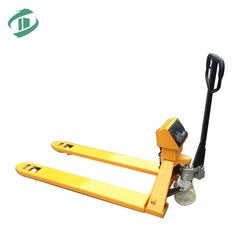 casting pump hand pallet truck 3 ton 1 87 scale die cast truck toy