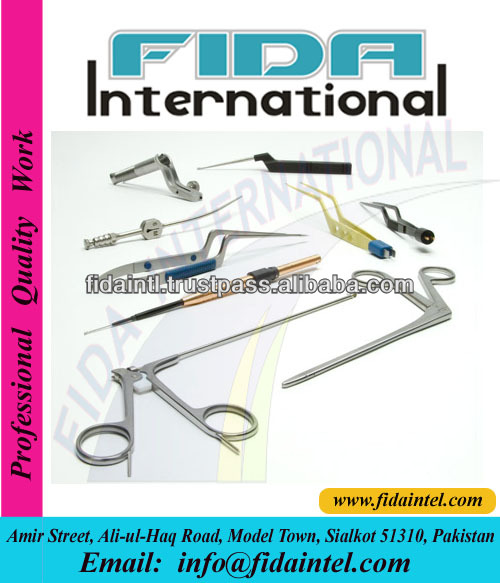 FIDA INTERNATIONAL SURGICAL COMPANY
