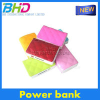 Wallet style Power Bank External Portable Universal Phone Mobile power supply
