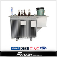 s11 high voltage ferrite transformer step down transformer 10kv
