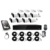 XVR Bullet Security Camera System 1080p Metal House Cheap Home Security System 8ch security 8 camera system