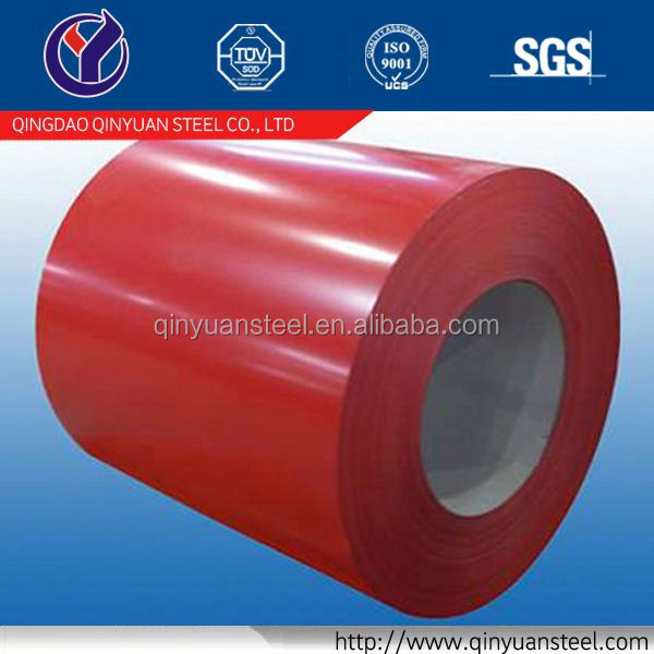 cold rolled electro galvanized color coated steel coils, copper colored metal roof