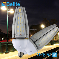 30w IP65 lotus light,220V E40 led corn bulb lamp