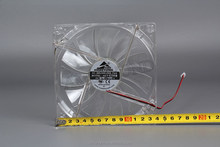 140 mm computer fan white led computer fan