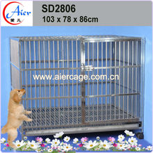 good price dog kennel folded breeding cage dog of nice quality