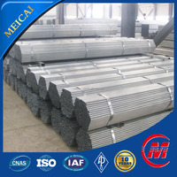 astm a106 gr.b schedule 80 hot dipped galvanized steel pipe