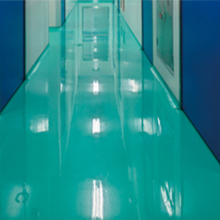 Good flexibility rubber paint for concrete