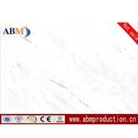 Super glazed 60X90 CM latest design white marble floor tile