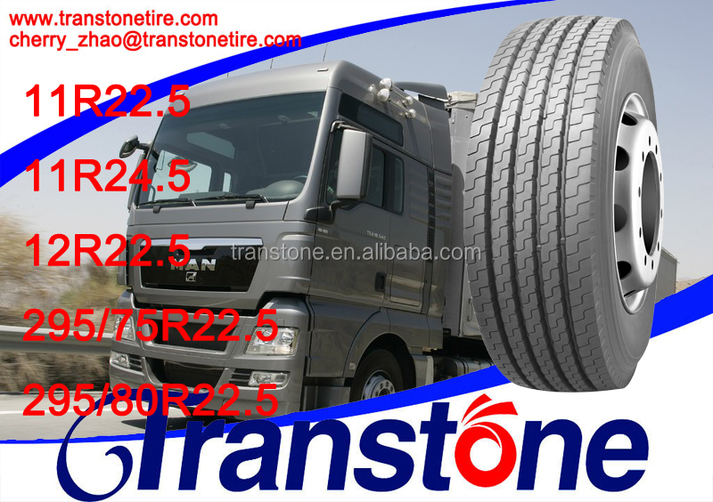 Transtone brand camionetas chinas 11r 24.5 tires china supplier