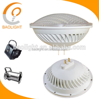 Dimmable par56 led lamp 36W built-in dimmable driver IP68 church/Stage /underwater lamp