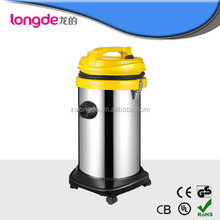 wet and dry stainless steel HEPA vacuum cleaner with blow function