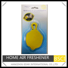 3pk lemon dishwasher air freshener